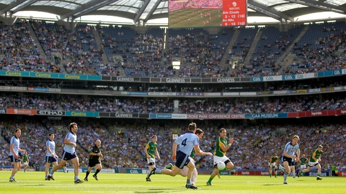 Dublin are favourites to add to their haul of Leinster titles