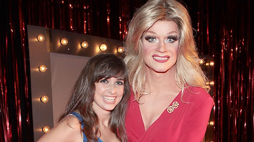 Aoibhinn will be joined by drag queen Panti on the first edition of Aoibhinn & Company