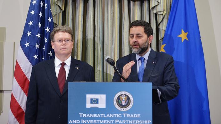 Ireland/US Trade