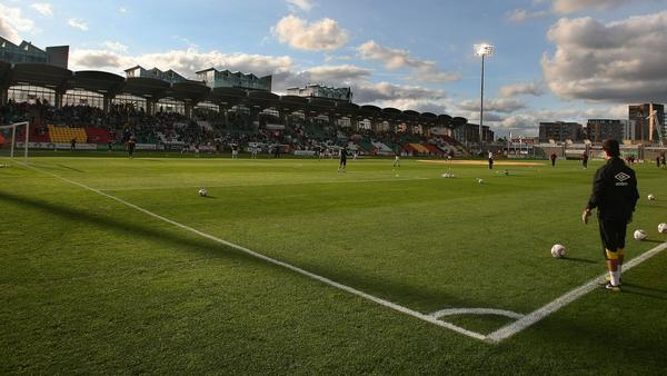 Tallaght Stadium has been chosen as an alternative venue for the tie