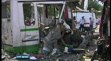 18 die in Moscow bus crash