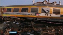 Track fault blamed for French train crash