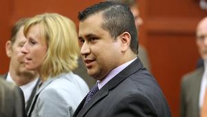 George Zimmerman said Trayvon Martin attacked him in February 2012