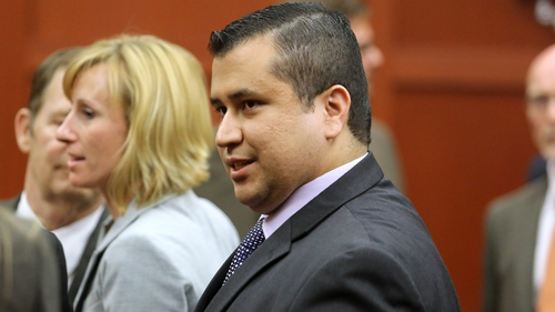George Zimmerman said Trayvon Martin attacked him in February 2012