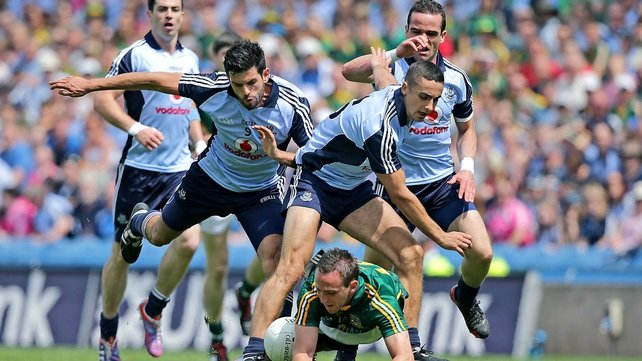 For the third year on the trot Dublin and Meath will contest the Leinster football final