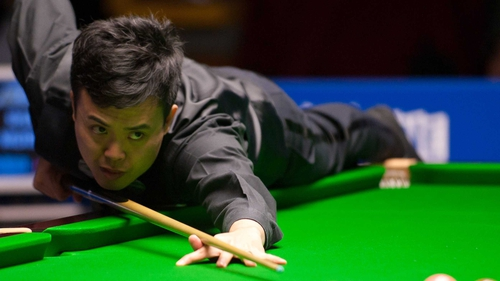 Marco Fu put on a fine display to overcome Neil Robertson