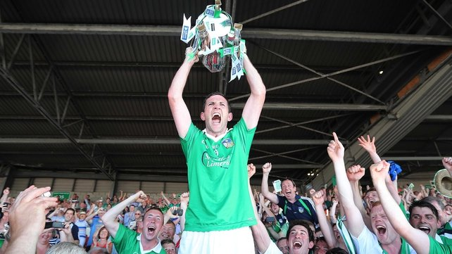 Limerick claim Munster glory against 14-man Cork