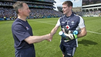 The Dublin manager praised the composure nature of their Leinster final win over Meath.
