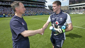 Jim Gavin says his side knew it wasn't going to be an easy game, despite a heavy favourites tag