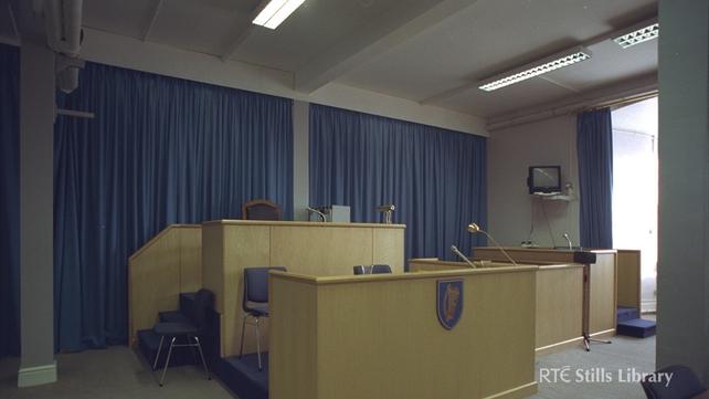 Beef Tribunal room (1992)