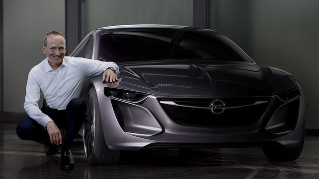 Opel Monza?