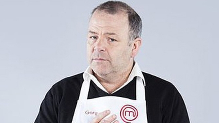 Celebrity MasterChef Ireland: Gary Cooke