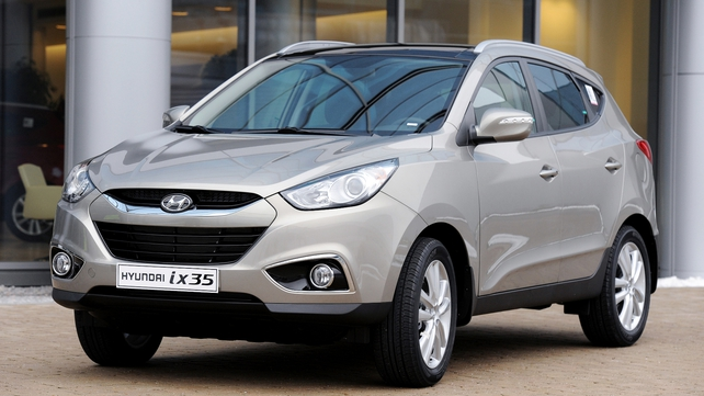 Elie Chauvin bought a Hyundai ix35 and got a Hyundai i10 for a whopping €1