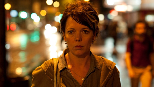 Olivia Colman in a scene from Run which begins tonight on Channel 4