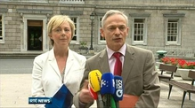 Regina Doherty to make formal complaint about Norris comments