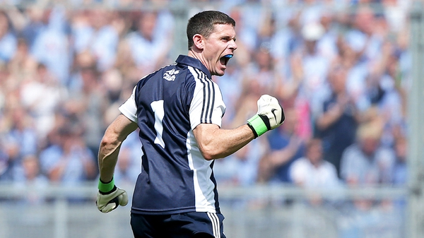 Stephen Cluxton starts another campaign in goal for Dublin