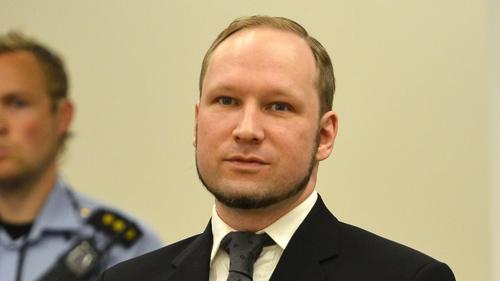 Anders Breivik described his prison conditions as 'torture'