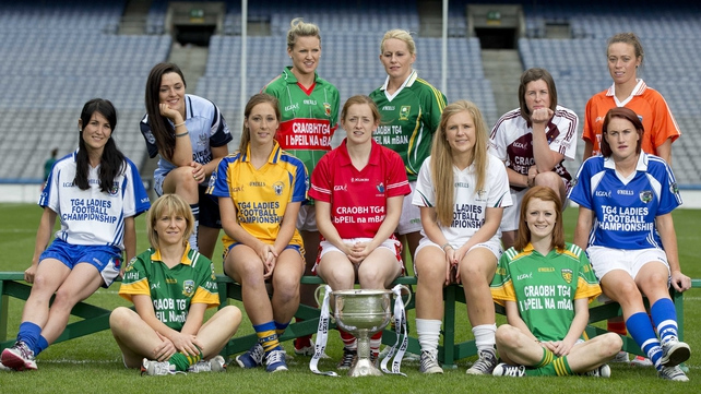 Cork to face Armagh in Ladies SFC qualifiers