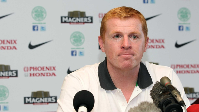 Neil Lennon believes his side can bounce back from their first leg defeat