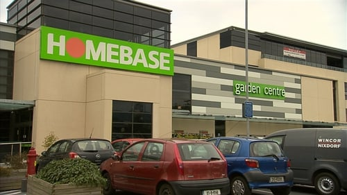 Homebase currently has 15 stores in Ireland