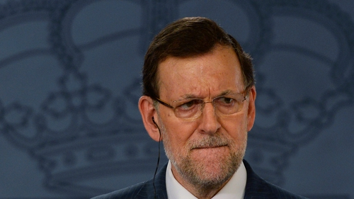 Mariano Rajoy has rejected calls for his resignation
