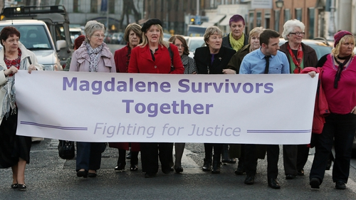 Magdalene Survivors Together have made the call