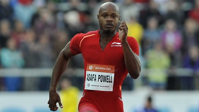 Asafa Powell's failed test has cast a shadow across athletics