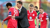 Sligo Rovers midfielder Kieran Djilali speaks on playing in the Champions League.
