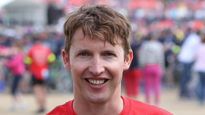 James Blunt is looking forward  to the 'amazing experience.'