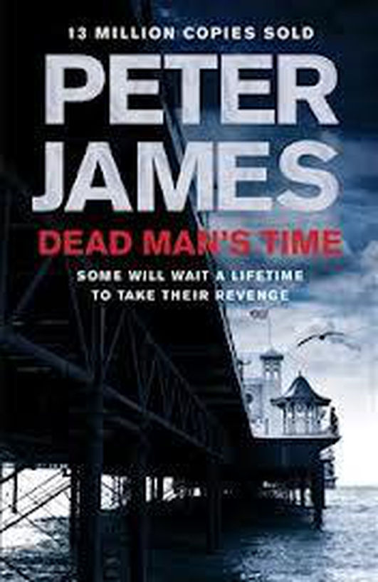 Author Peter James