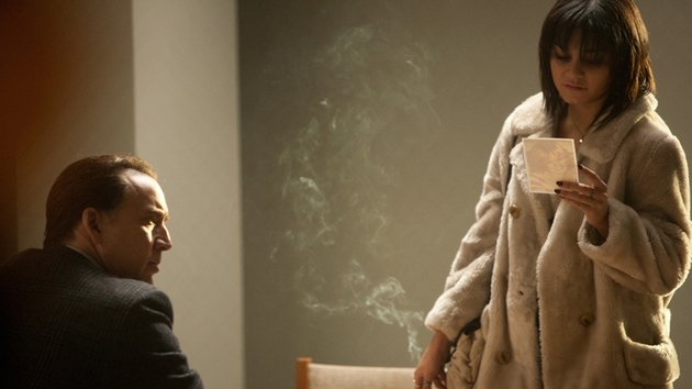 Nicolas Cage plays a detective determined to bring down Hansen