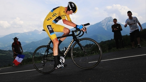 Chris Froome has won a third stage in the 100th Tour de France