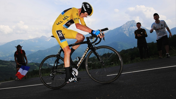 Chris Froome: 'I am ahead of where I was last year at the same time'