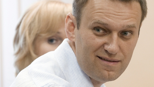Alexei Navalny, one of Vladimir Putin's biggest critics, has said the trial was politically motivated