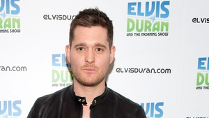Bublé has reportedly pulled out of presenting the BRIT Awards next month to care for his sick son