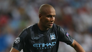 Maicon made just 11 appearances one season at City
