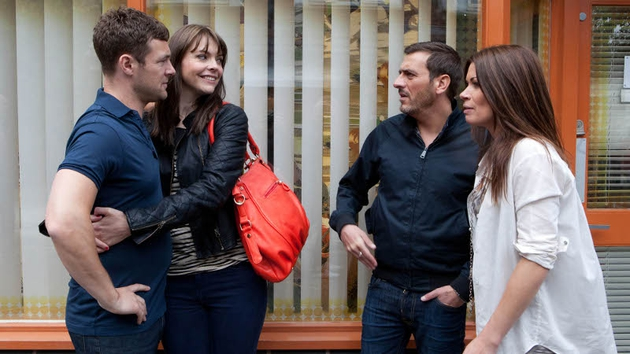 Rob threatens to ruin Peter and Carla