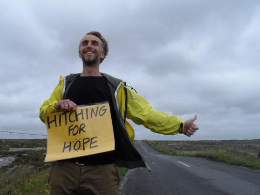 HITCHING FOR HOPE