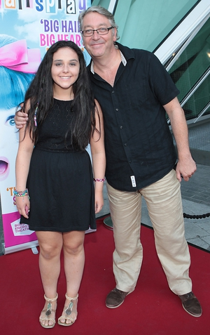 Holly Hayes and Colm Hayes