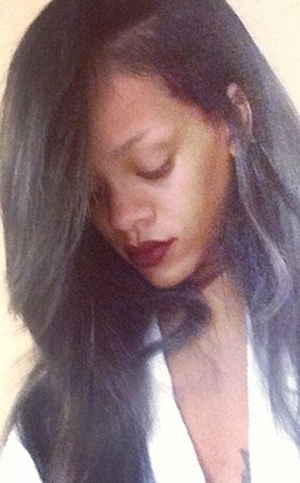 Rihanna decided to revamp her image (again) and has gone grey