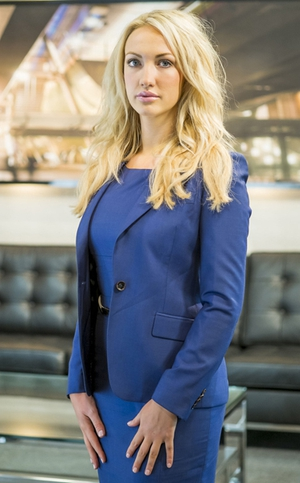 Leah Totton won this year's The Apprentice