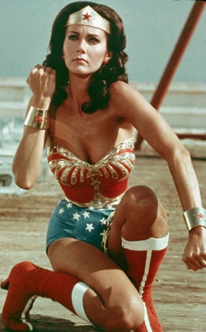 Wonder Woman may be set to return following the original 1970s' series starring Lynda Carter