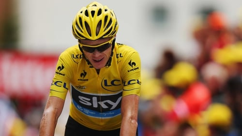 Chris Froome claimed victory in what seems to have a 100% clean Tour De France