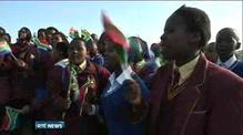 South Africans celebrate Nelson Mandela's 95th birthday