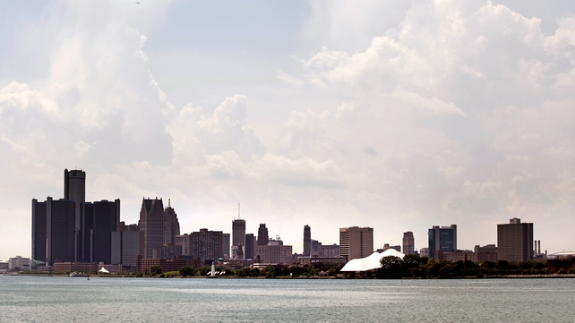 The move marks a new low for Detroit, which was the cradle of the US automotive industry