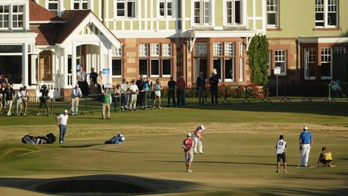 Muirfield is one of the male-only clubs on the Open rota