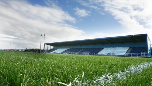 Waterford United are sixth in the First Division