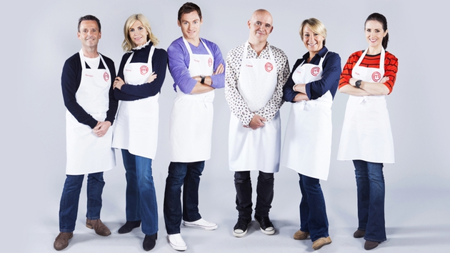 Celebrity MasterChef Ireland - Sunday, RTÉ One, 9:30pm
