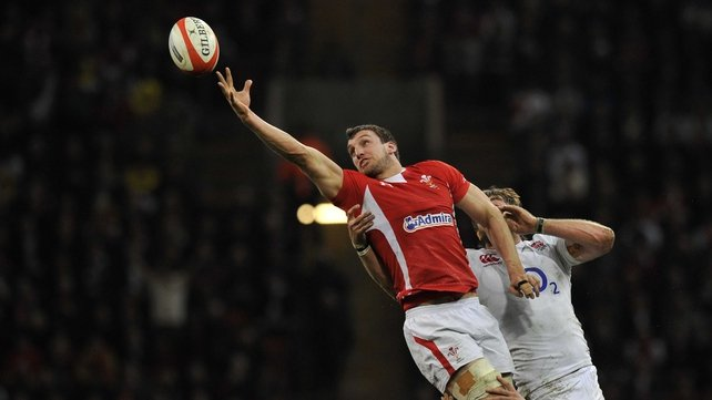 Sam Warburton is an injury concern for Wales' autumn Test matches