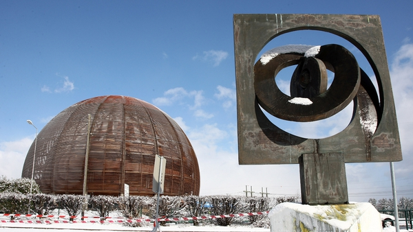 CERN issues contracts worth €500m every year